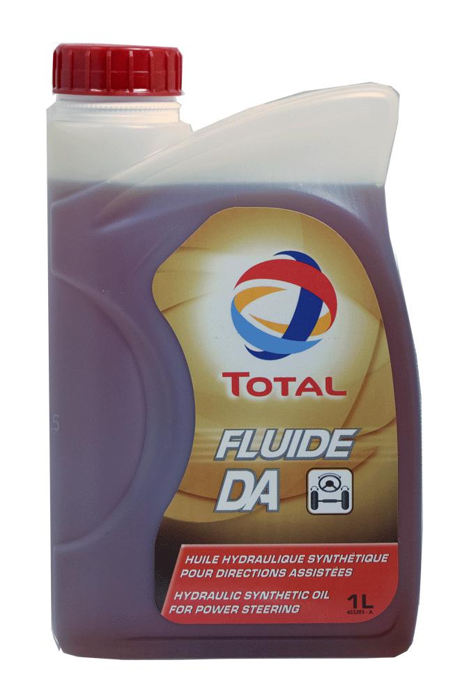 Total Fluid DA Hydrauliköl, 1l