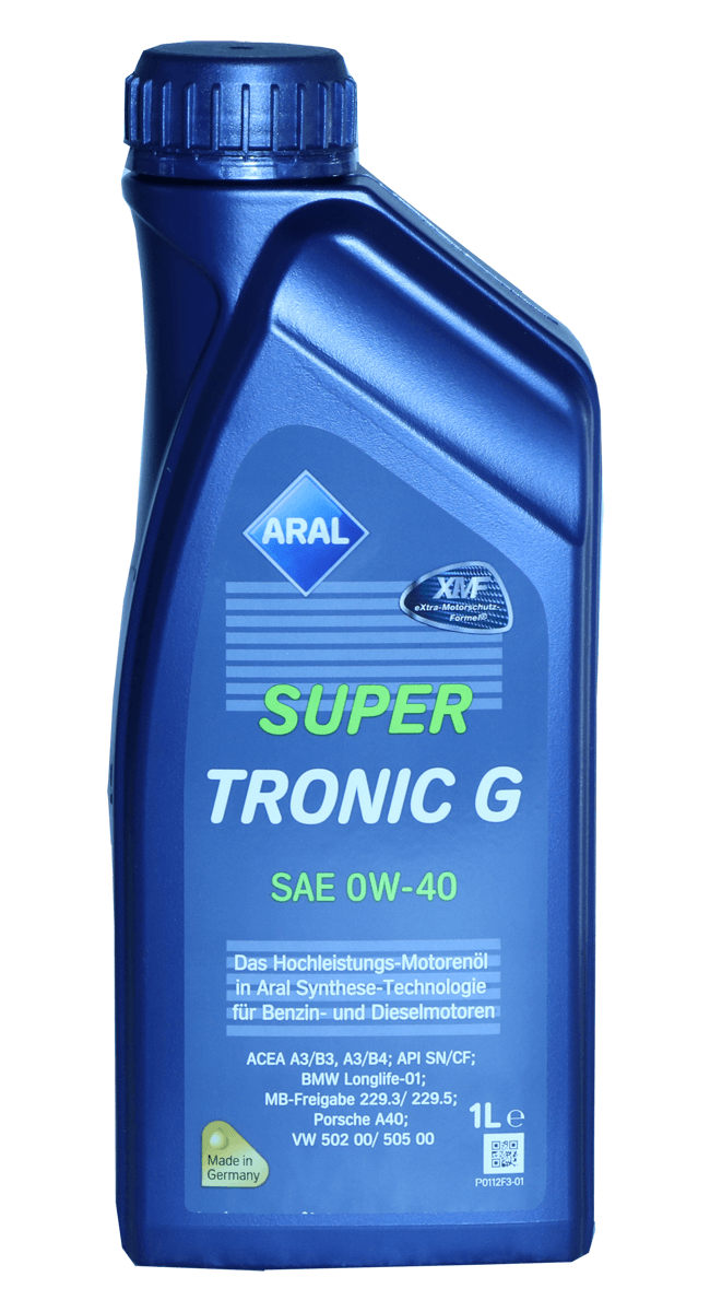 Aral SuperTronic G 0W-40 Motoröl 1l