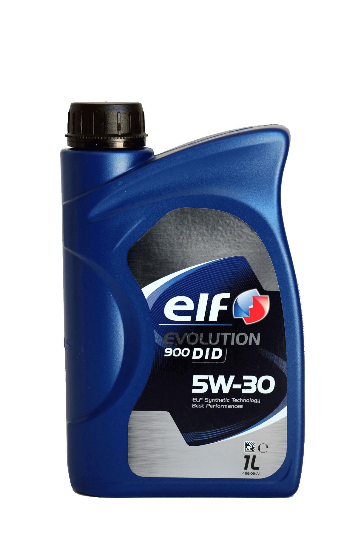 ELF Evolution 900 DID 5W-30 Motoröl, 1l