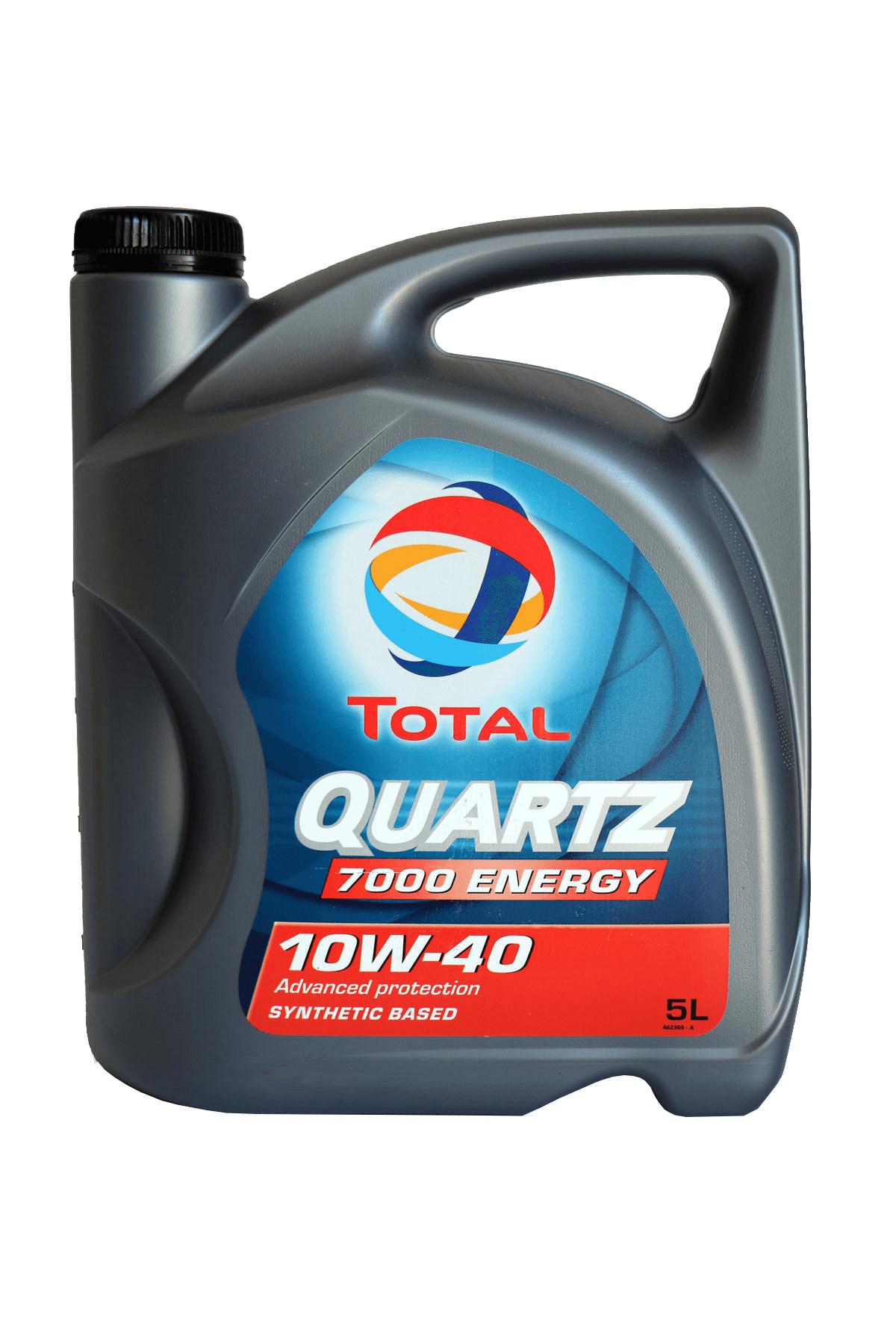 Total Quartz 7000 ENERGY 10W-40 Motoröl, 5l