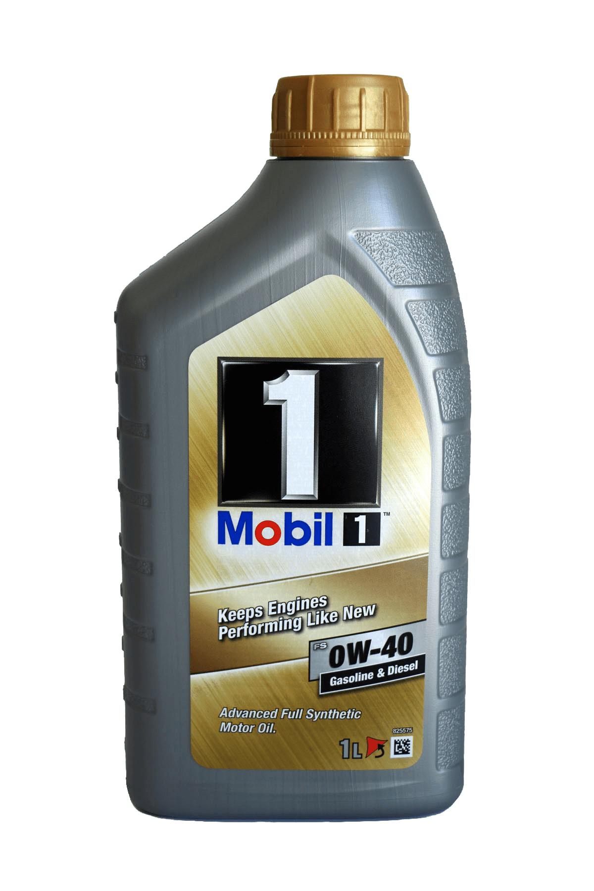 Mobil 1 FS 0W-40 Motoröl, 1l