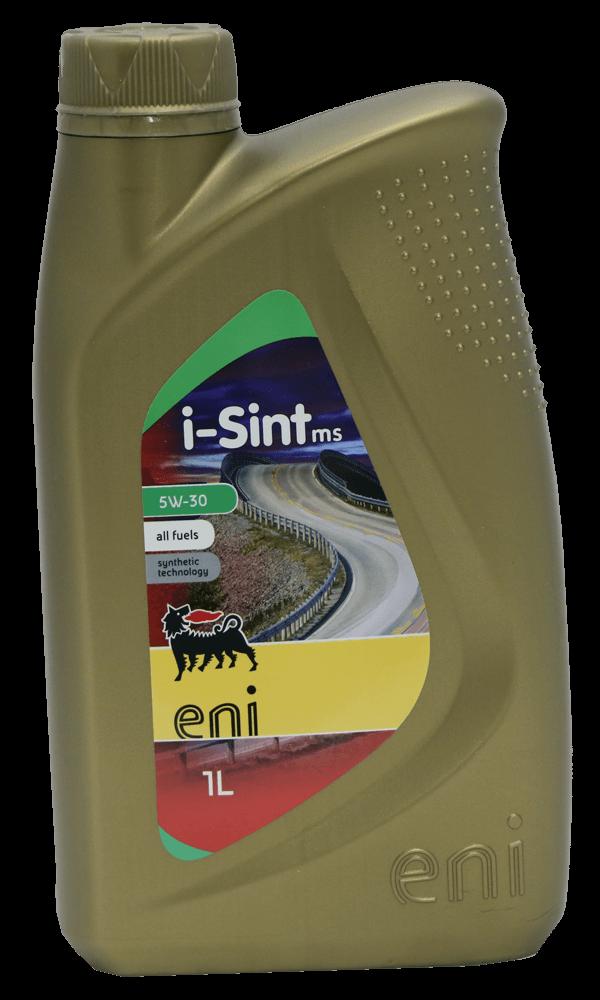Eni i-Sint MS 5W-30 Motoröl 1l