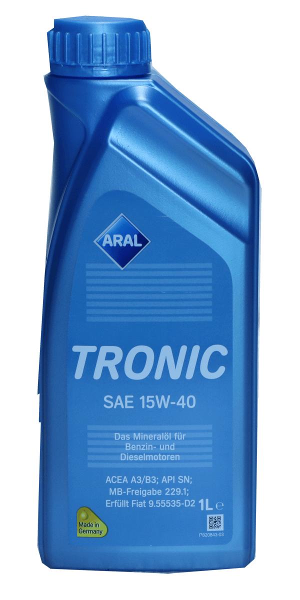 Aral Tronic 15W-40 Motoröl 1l