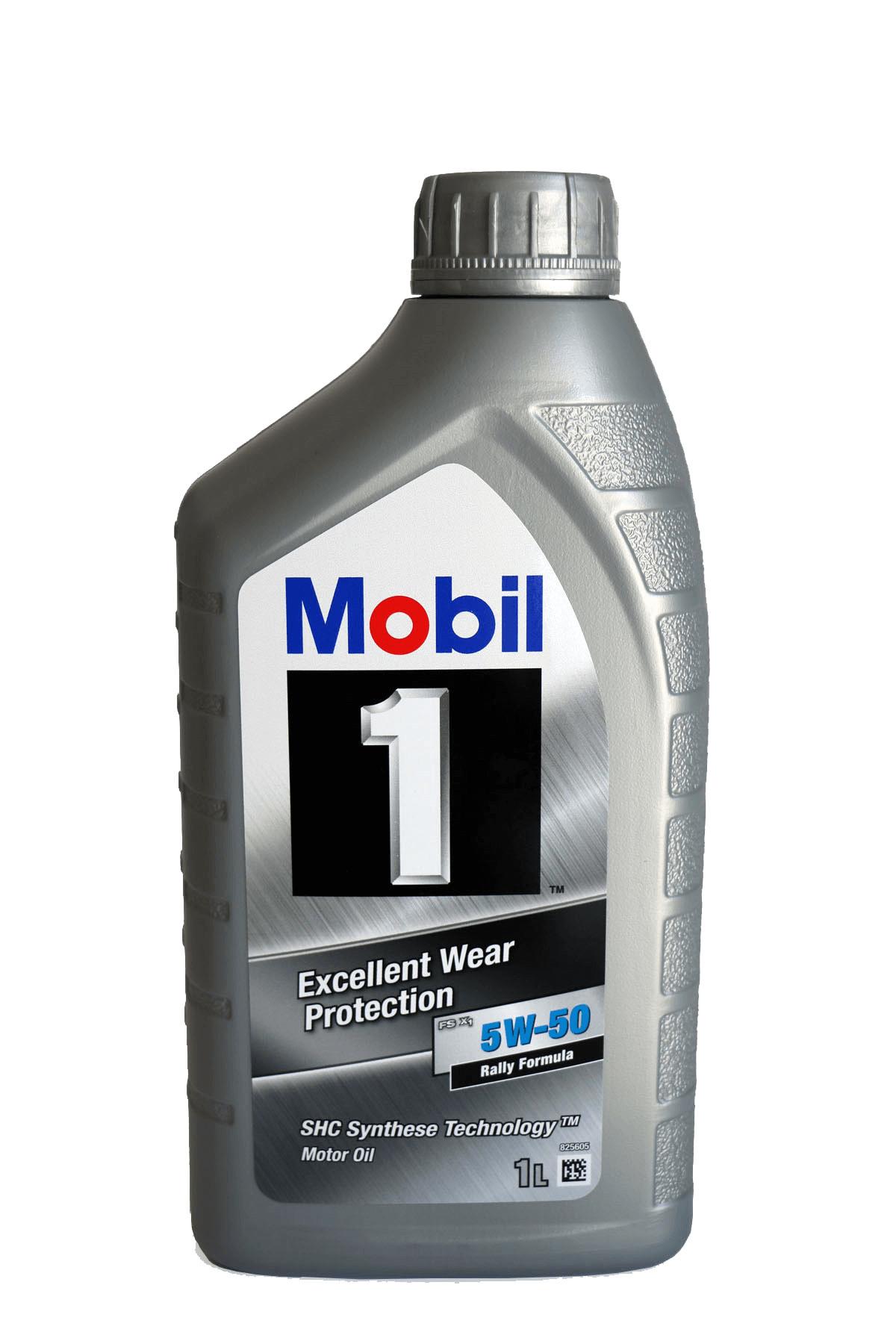 Mobil 1 FS x1 5W-50 Motoröl, 1l