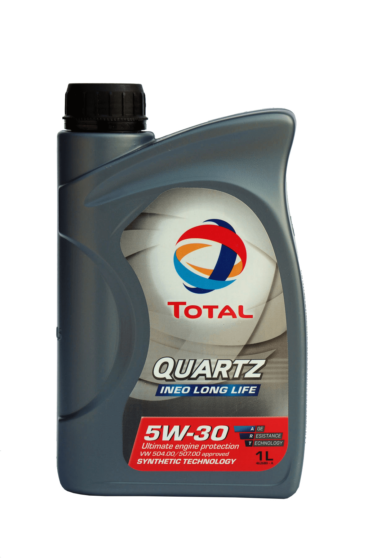 Total Quartz Ineo Long Life 5W-30 Motoröl, 1l