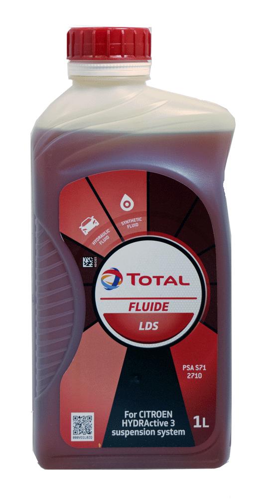 Total Fluid LDS Hydrauliköl, 1l