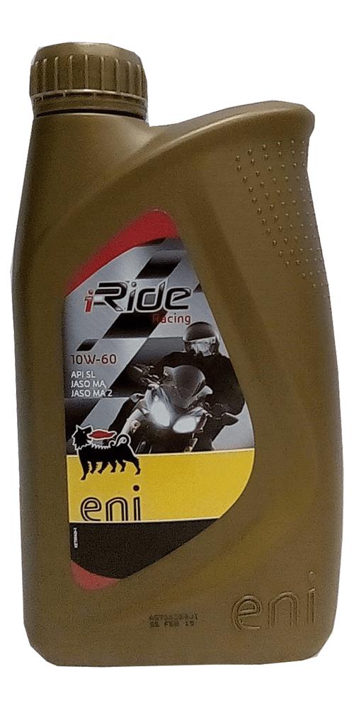 Eni i-Ride racing 10W-60 Motorrad Motoröl 1l