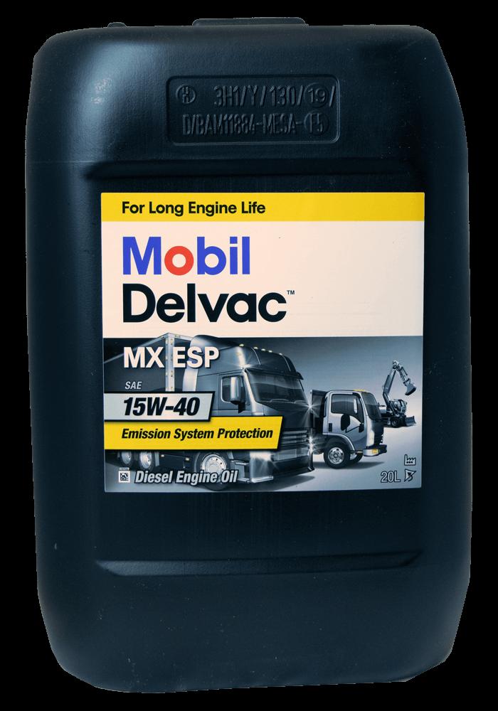 Mobil Delvac MX ESP 15W-40 Getriebeöl 20l