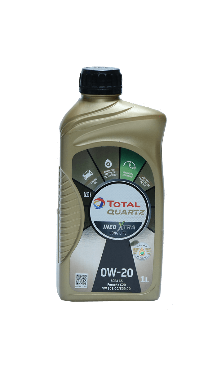 Total Quartz INEO XTRA LONG LIFE 0W-20 Motoröl, 1l