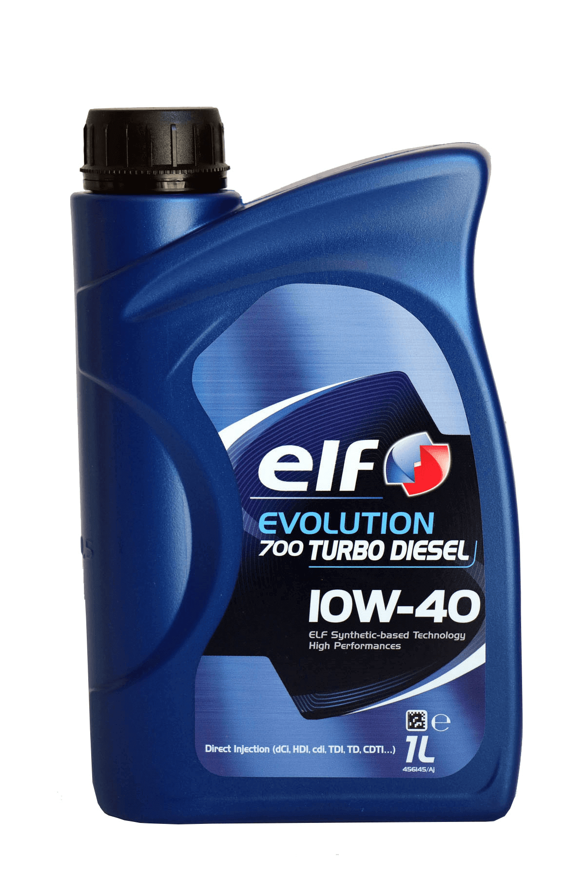 ELF Evolution 700 Turbo Diesel 10W-40 Motoröl, 1l