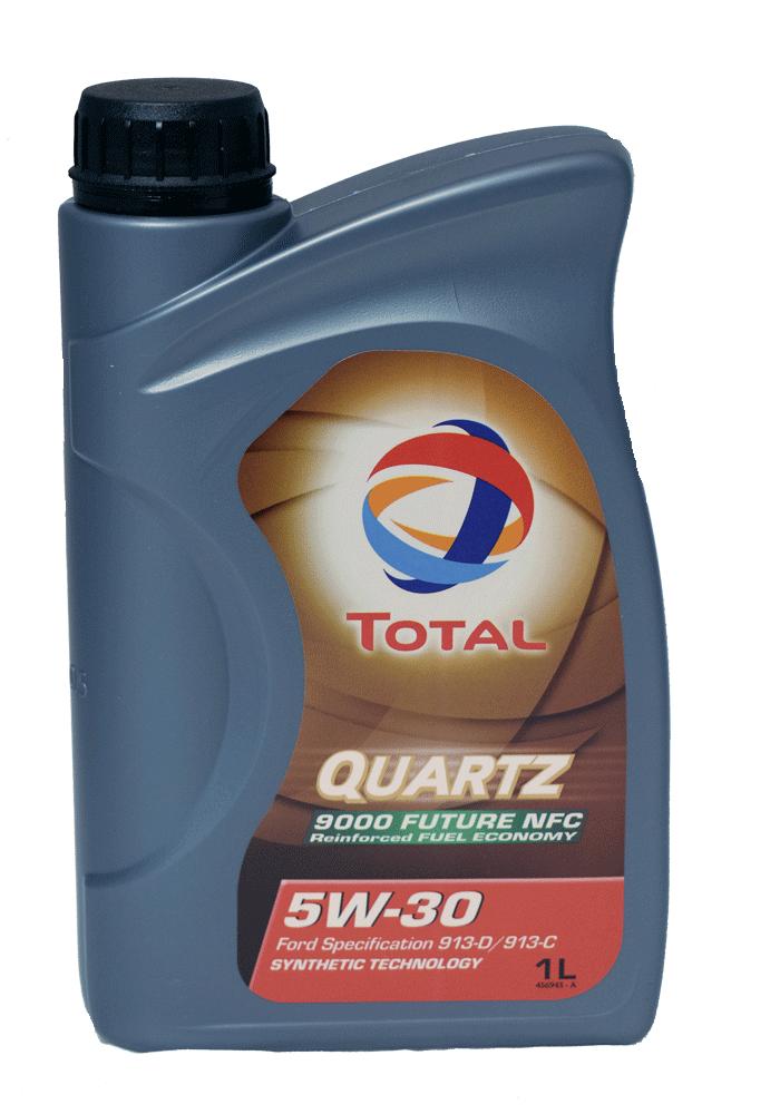 Total Quartz 9000 FUTURE NFC 5W-30 Motoröl, 1l