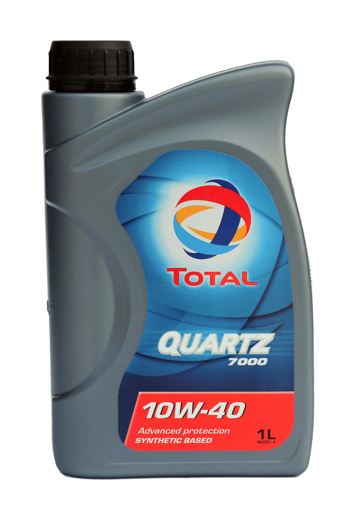 Total Quartz 7000 10W-40 (SN) Motoröl, 1l