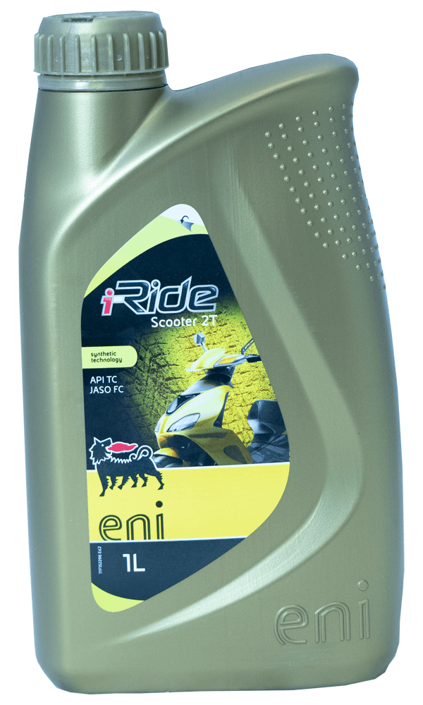 Eni i-Ride scooter 2T Motorrad 2-Takt Motoröl 1l