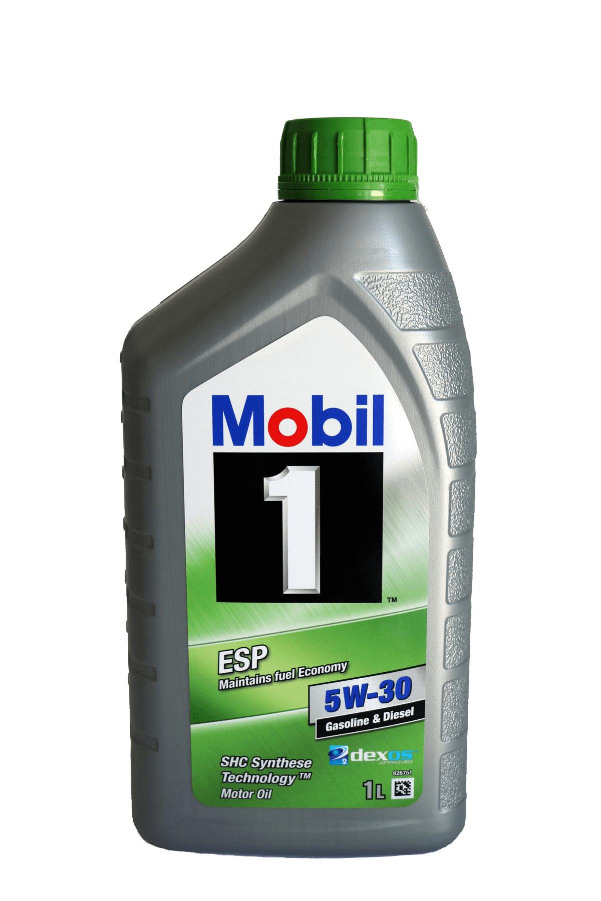 Mobil 1 ESP 5W-30 Motoröl, 1l