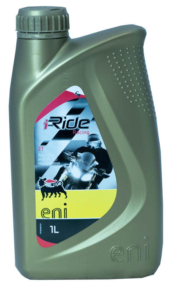 Eni i-Ride racing 2T Motorrad 2-Takt Motoröl 1l