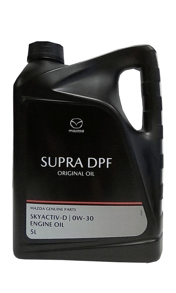 Mazda Original Oil Sup DPF 0W-30 Motoröl 5l