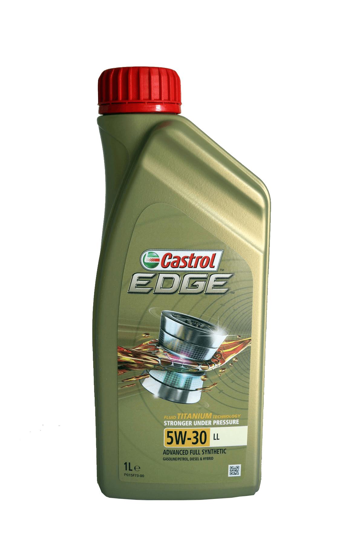 Castrol Edge FST 5W-30 LL Motoröl, 1l