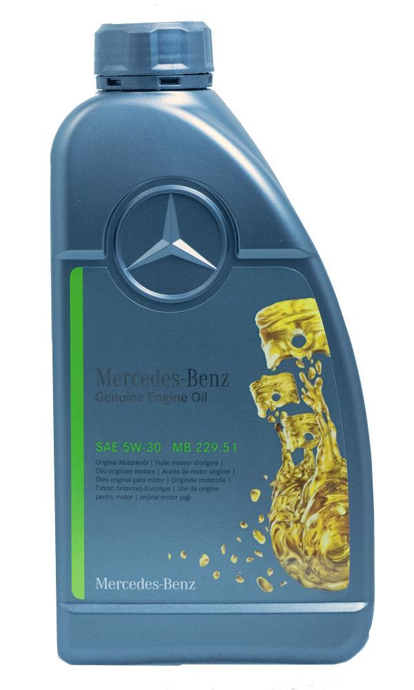 Mercedes Benz MB 229.51 5W-30 Motoröl 1l