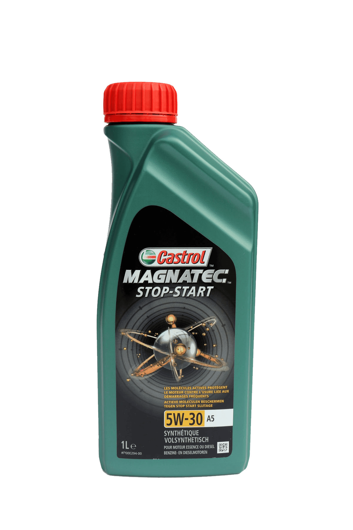 Castrol Magnatec Stop-Start 5W-30 A5 Motoröl, 1l