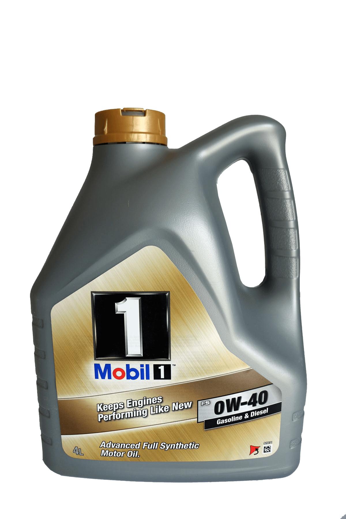 Mobil 1 FS 0W-40 Motoröl, 4l