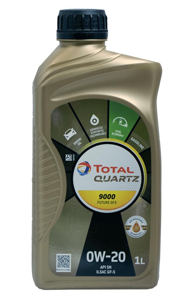 Total Quartz 9000 FUTURE GF5 0W-20 Motoröl, 1l