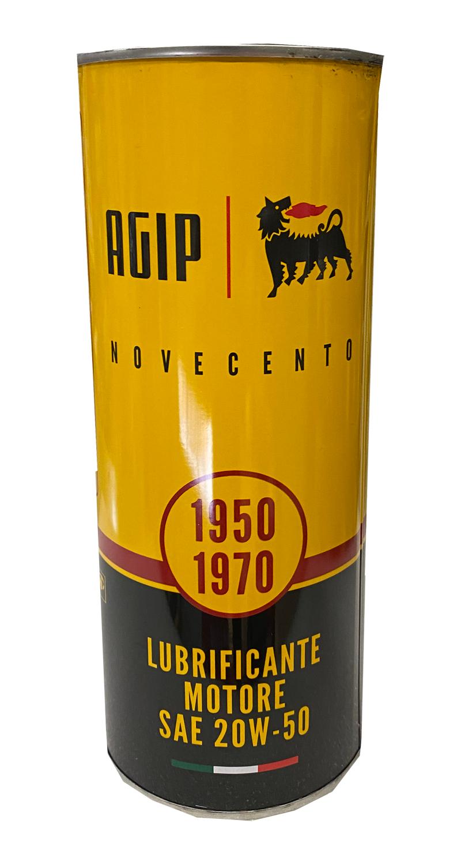 Agip Novecento 20W-50 Motoröl 1l
