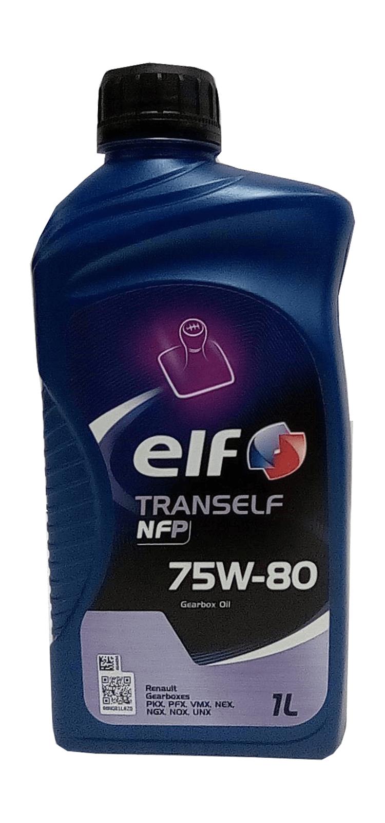 Elf Tranself NFP 75W-80 Getriebeöl 1l