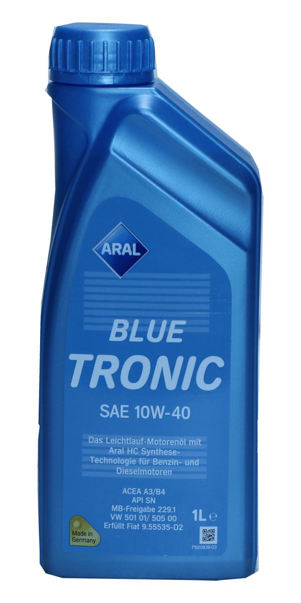 Aral BlueTronic 10W-40 Motoröl 1l