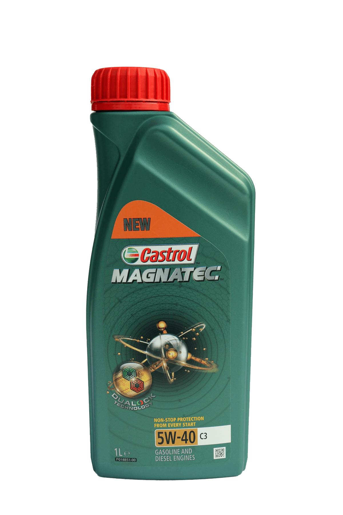 Castrol Magnatec 5W-40 C3 Motoröl, 1l