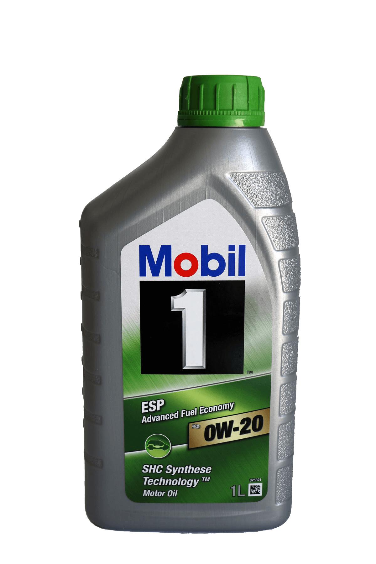 Mobil 1 ESP x2 0W-20 Motoröl, 1l