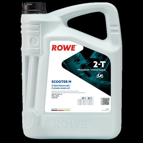 Rowe Hightec 2-T SCOOTER M Zweiradöl, 5l