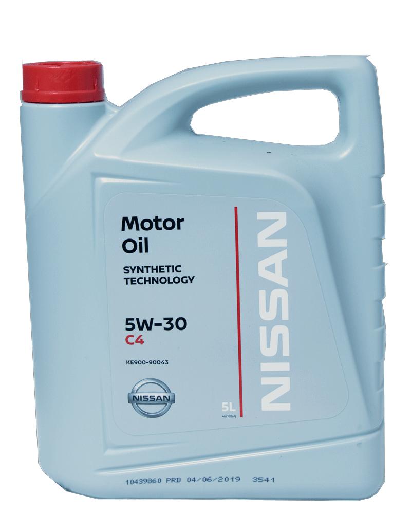 Nissan ST C4 5W-30 Motoröl 5l