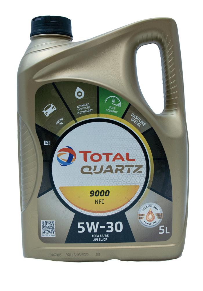 Total Quartz 9000 NFC 5W-30 Motoröl 5l