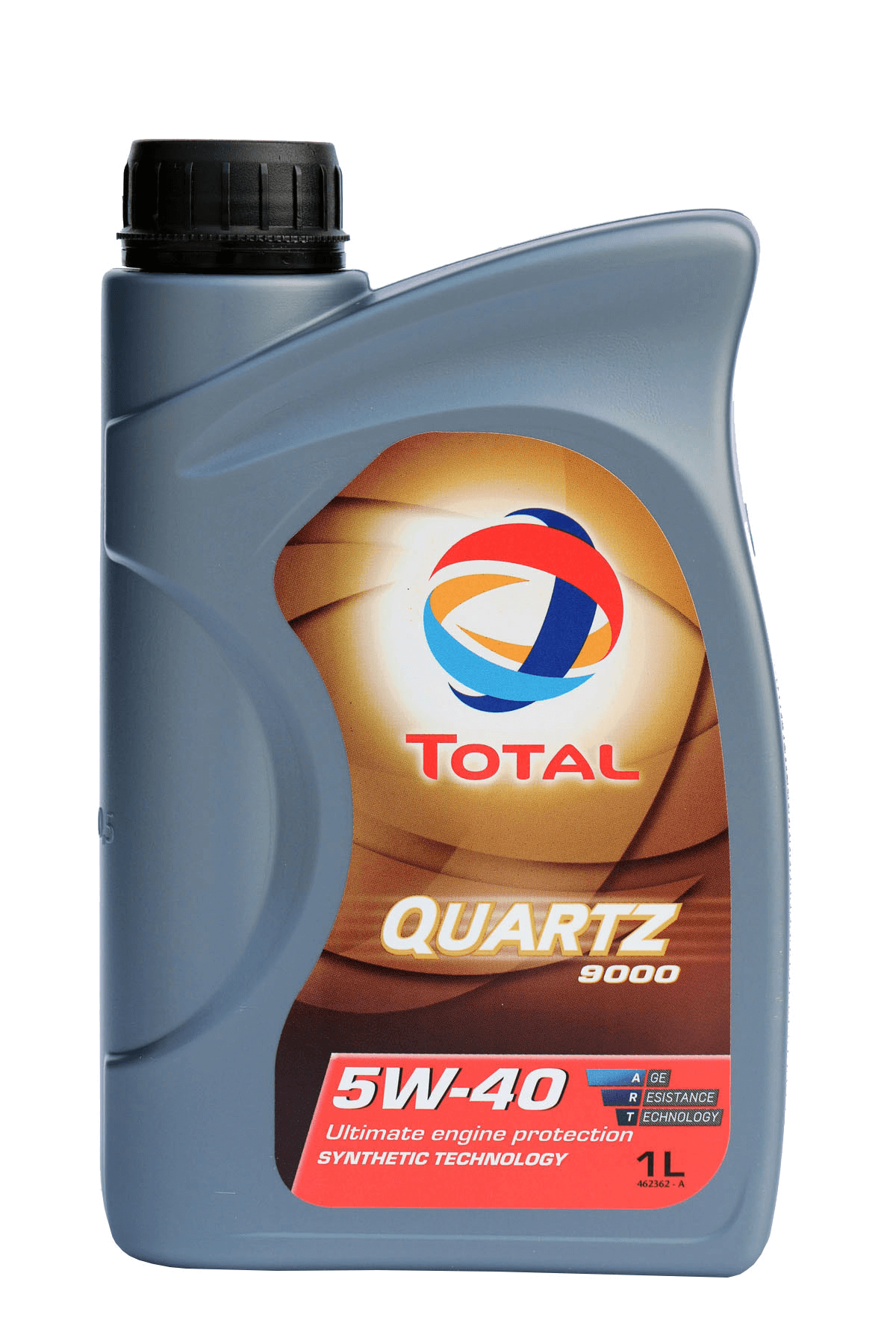 Total Quartz 9000 5W-40 Motoröl, 1l
