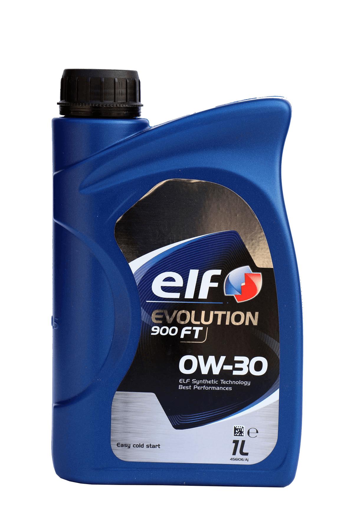 ELF 0W-30 Evolution 900 FT  Motoröl, 1l