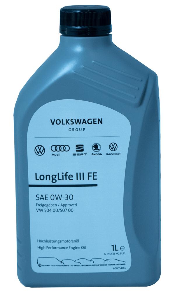 Volkswagen GR LL III FE 0W-30 Motoröl 1l