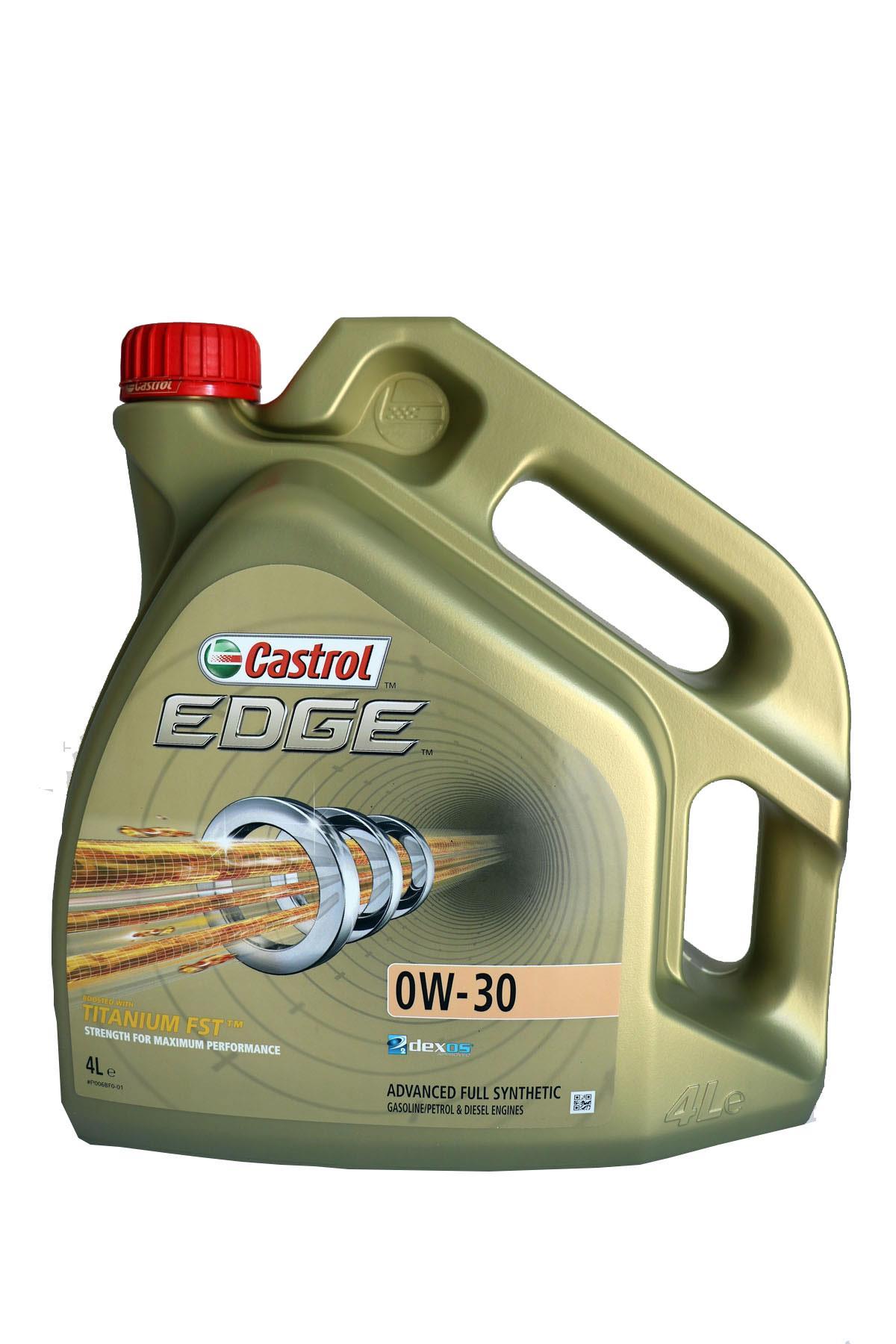 Castrol Edge 0W-30 Motoröl, 4l