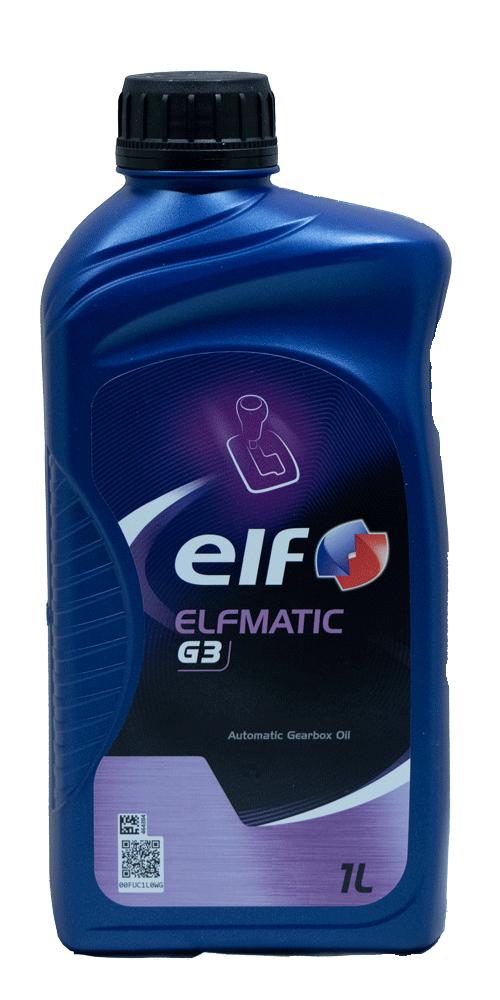 Elfmatic G3 Getriebeöl 1l