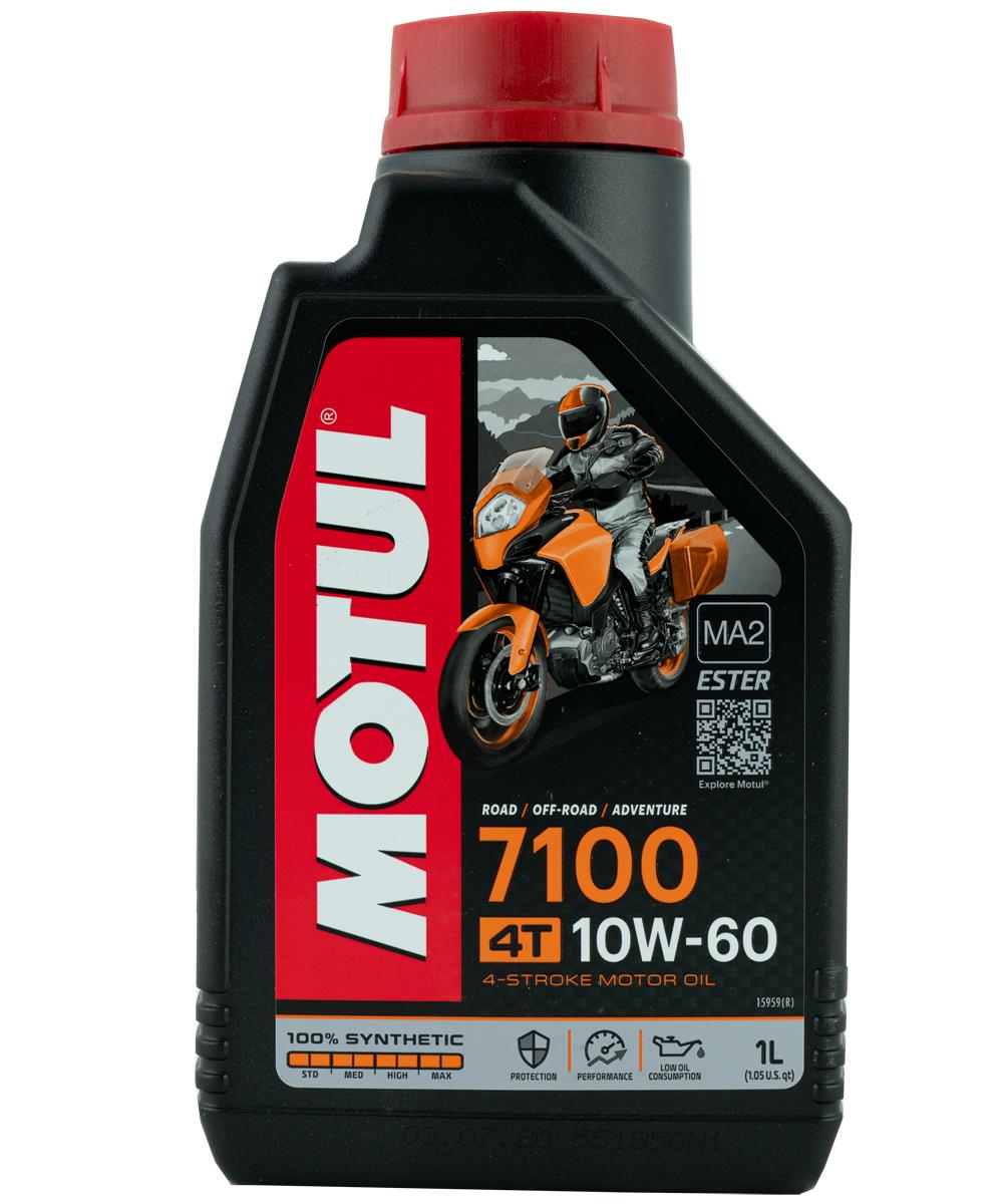 Motul 7100 Ester 10W-60 Motorrad Motoröl 1l