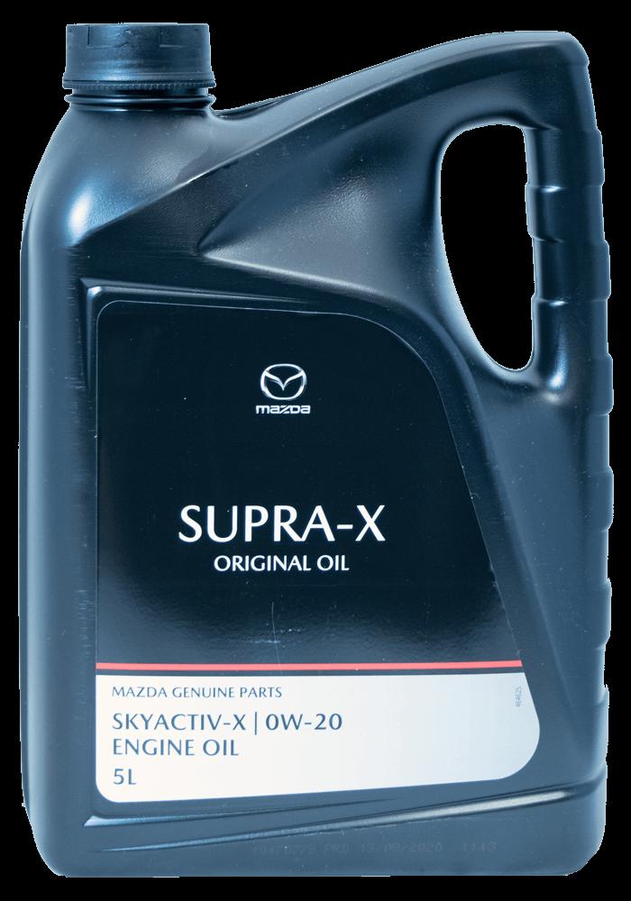 Mazda Original Oil Supra X 0W-20 Motoröl 5l