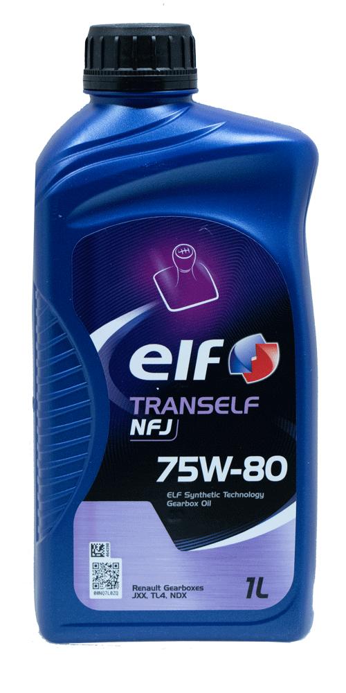 Elf Tranself NFJ 75W-80 Getriebeöl 1l