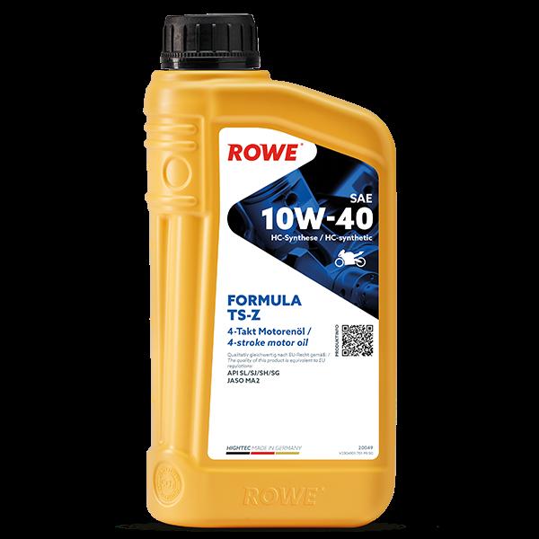 Rowe Hightec Formula SAE 10W-40 TS-Z Zweiradöl, 1l
