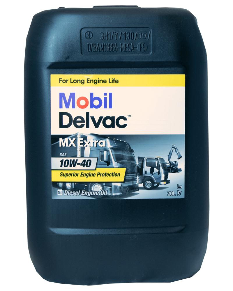 Mobil Delvac MX Extra 10W-40 Getriebeöl 20l