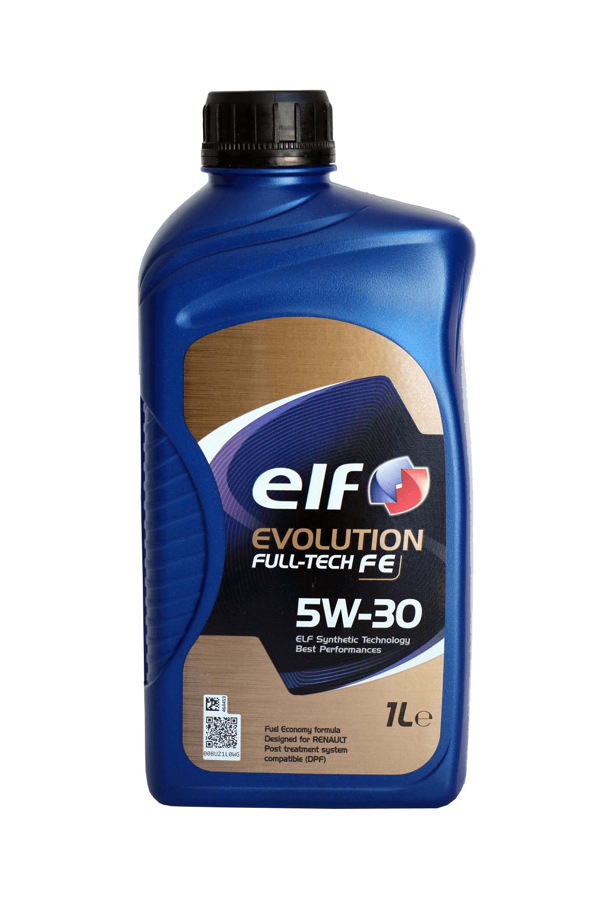 ELF Evolution Full-Tech FE 5W-30 Motoröl, 1l